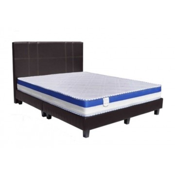 Faux Leather Bed LB1160
