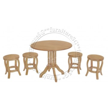 Dining Table Set DNT1371