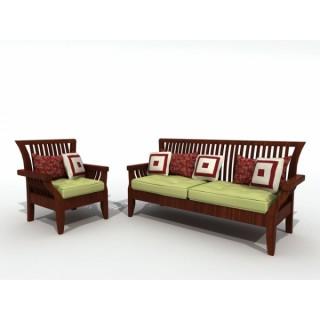Sofa - Wooden