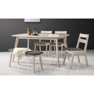 Serene Dining Set Table