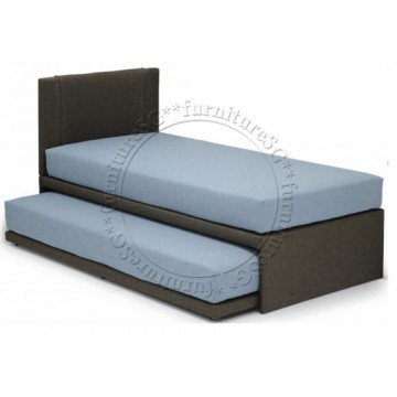 Halle 2 in 1 Fabric Bed