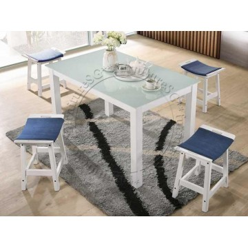 Jeans Dining Table Set