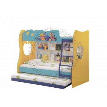 Children Bed CBR1082