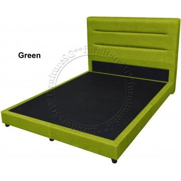 Titan Fabric Bedframe