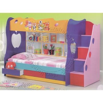 Children Bed CBR1087