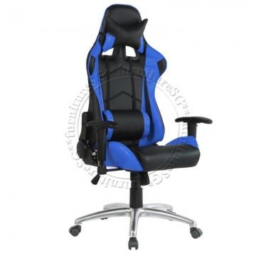 Mex Gaming Chair (Blue)