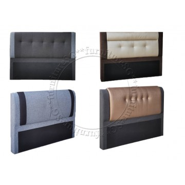 Queen Size Fabric Bedframe *Limited Sets*