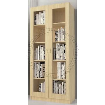 Samansa Book Cabinet 04