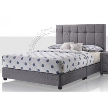 Celine Fabric Bedframe