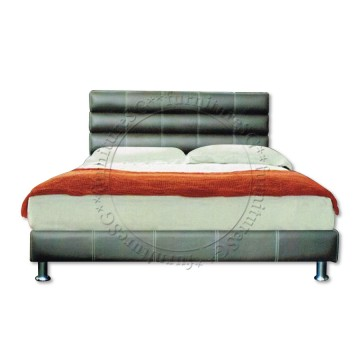 Faux Leather Bed LB1021