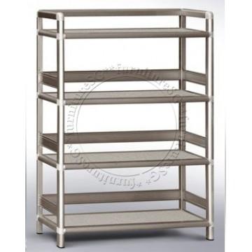 Aluminium Cabinets AC1005 (4 or 5 tiers)