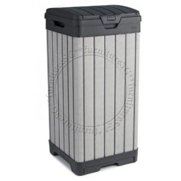 Keter -  Rockford Outdoor Trash Bin 124L