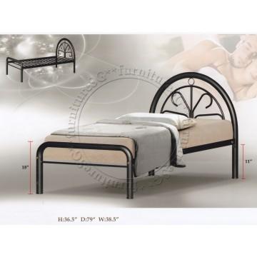 Metal Bed MB1015
