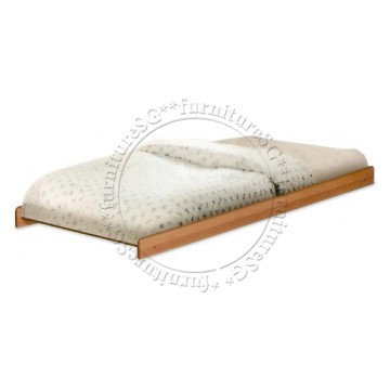 Wooden Pull-Out Bed (Single)