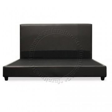 Alonso Faux Leather Bed (Available in 7 Colours)