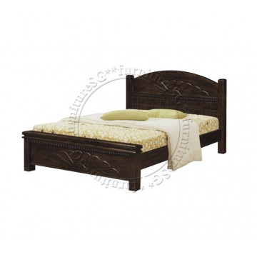 Wooden Bed WB1026