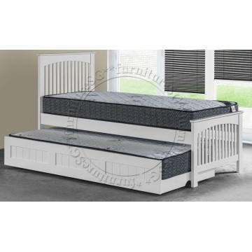 Bruce Wooden Bed