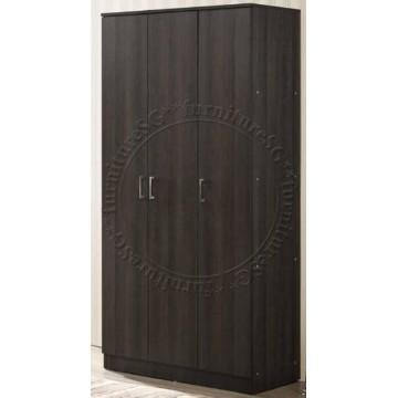 Cambry 3-Door Wardrobe A