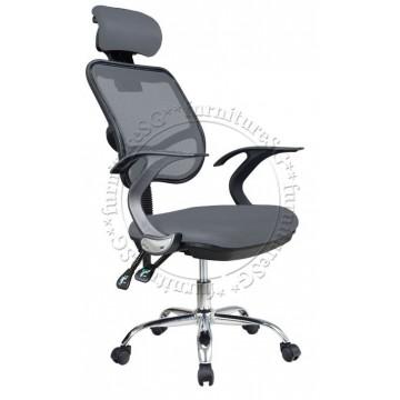 Office Chair OC1078 (Grey)