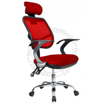 Office Chair OC1078 (Red)
