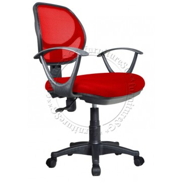 Office Chair OC1079 - Red