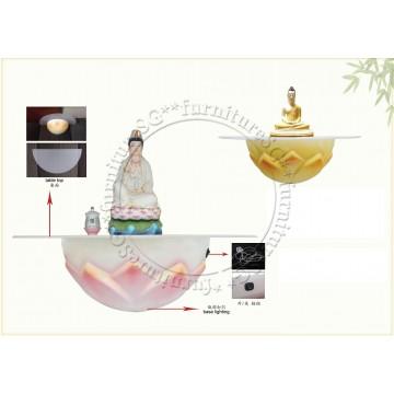 Lotus Altar Table 莲花神台 - U50