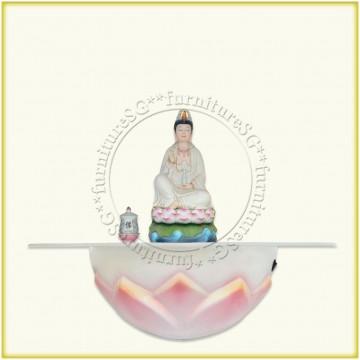 Lotus Altar Table 莲花神台 - U32P