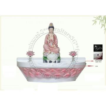 Lotus Altar Table 莲花神台 - U20P
