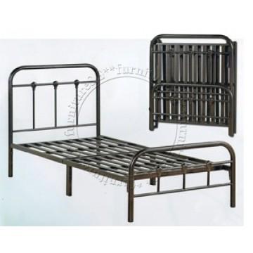 Alfred Metal Bed (Heavy Duty)