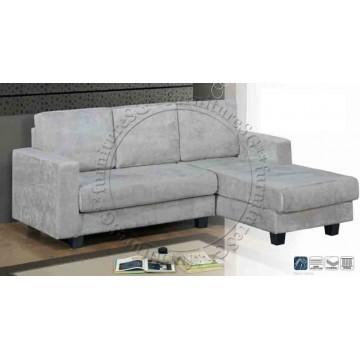 Nashville L-Shaped Fabric Sofa