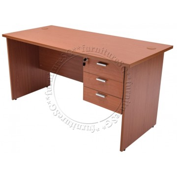 WT1258A Writing Table (120 or 150 or 180cm)