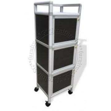 Aluminium Cabinet Trolley AC1011