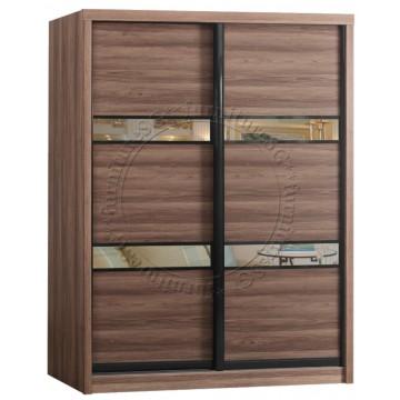 Arden Modular Wardrobe BD83 (Soft Closing Doors)