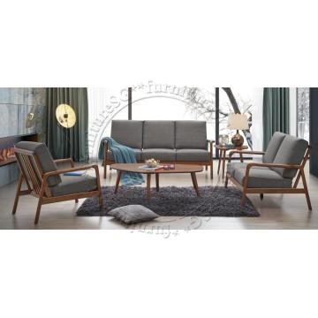 Wooden Sofa WS1048