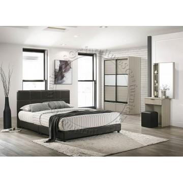 Alexandra Bedroom Set (Limited Sets) + Free Mattress