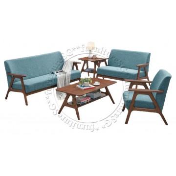 Wooden Sofa WS1049