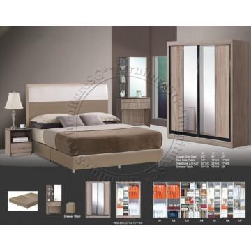 Bedroom Set BRS1111