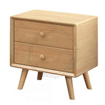 Theodore Side Table (Solid Wood)