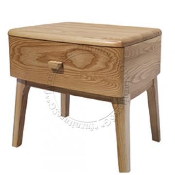 Tahoe Side Table (Solid Wood)
