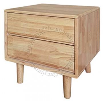 Tavee Side Table (Solid Wood)