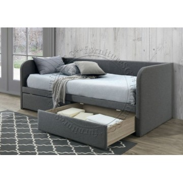 Leicester Fabric Daybed