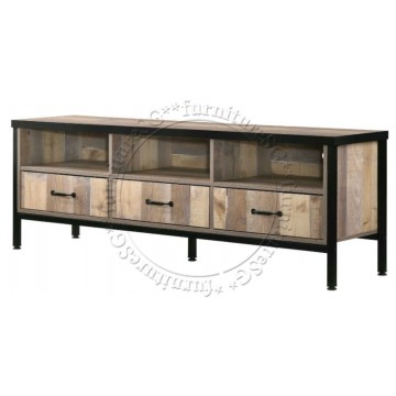 (Clearance) Troy TV Cabinet 5 feet
