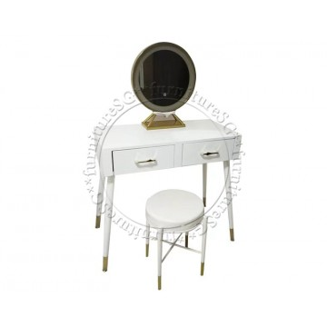 Joey Dressing Table with Matching Stool
