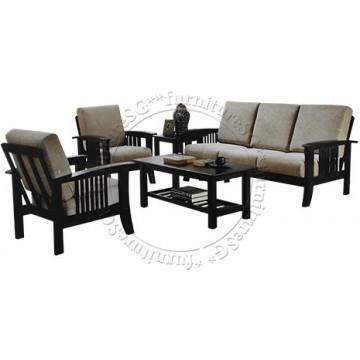 Wooden Sofa WS1002