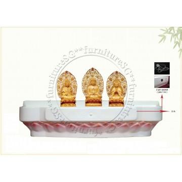 Lotus Altar Table 莲花神台 - UH22