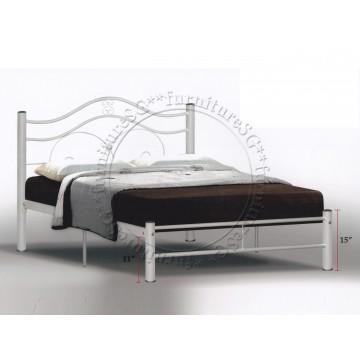 Metal Bed MB1037 (Queen/King)