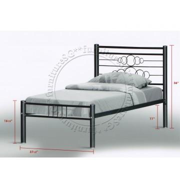 Metal Bed MB1040
