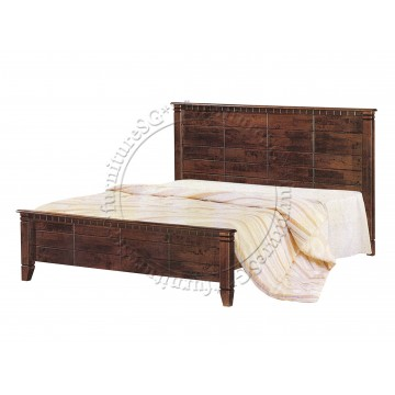 Wooden Bed WB1035