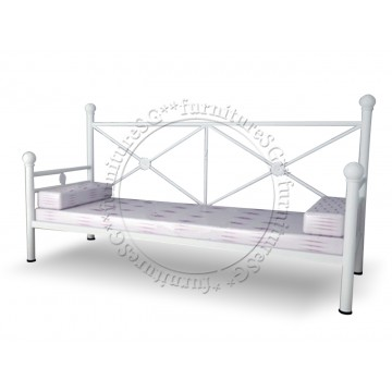 Bundle J : Single Day Bed & Foam Mattress