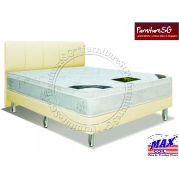 MaxCoil Yorkshire Bed Frame LB1067 (25% OFF COUPON CODE : MAXBED25)